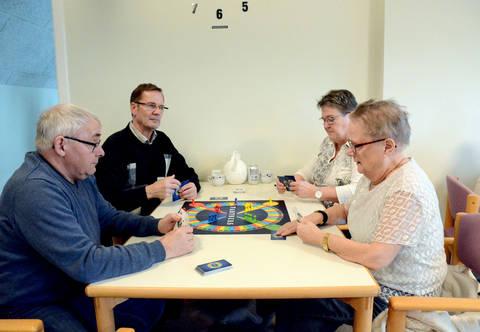 pensionistklub